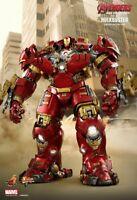 "Hulkbuster Iron The Avengers Man Age of Ultron Marvel MMS285 12"" Figur Hot Toys"