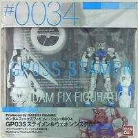 Bandai GFF # 0034 RX-78GP03S Suteimen and Weapon System # 0034