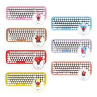 [BT21] Wireless Retro Keyboard 7types