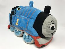 Thomas the Train 2010 Plush Cuddly Soft 16'' Pillow Play Beanbag Stuffed Toy