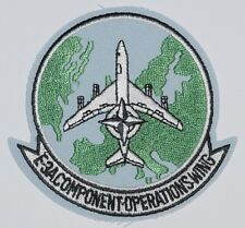Aufnäher Patch NATO AWACS E-3A Component Operations Wing ...........A2566