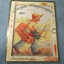 "Helan Barrick ""Fairytale Whippersnappers Book 2"" Decorative Tole Painting Book"