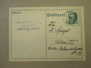 Postkarte - Rottenmann 17. 4. 34.  - cartolina postale
