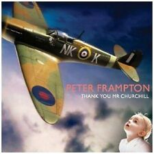Peter Frampton - Thank You Mr Churchill (CD 2002) New & sealed Special Edition
