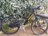 Bicicleta Cannondale Super V 1000fr Aluminio Nos Klein Marín trek kona sunn