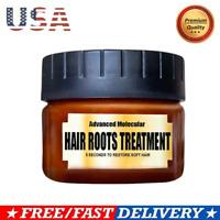 2019 Original Quality-Advanced Molecular Hair Roots Treatment Hair Return Bouncy