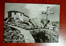 RPPC - Berchtesgaden, Germany - Berghof from front - larger 4x6 size