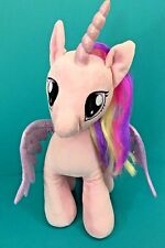 Build A Bear My Little Pony Princess Cadence Stuffed Animal Plush TLC Hair MLP
