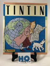 Album PANINI - TINTIN - HERGE - 1989 - Ed. du Lombard - Excellent état - COMPLET