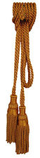 Bagpipes Drone cord Made of Silk Gold Colour, LI-MIX-0001