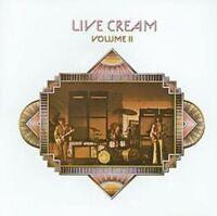 Cream - Live Cream Vol 2 (NEW CD)