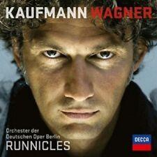JONAS KAUFMANN/DONALD RUNNICLES/ODOB - WAGNER  CD RICHARD WAGNER OPERA NEU