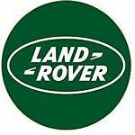 Leather Key Fob Land Rover