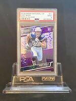 2016 Panini National JOEY BOSA #51 RC Purple Pulsar (10/50) 🔥PSA 9🔥Pop 1🔥