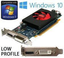 AMD Radeon HD 8490 1GB DVI DisplayPort PCI-e x16 Low Profile Graphics Card