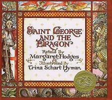 St.George and the Dragon by Margaret Hodges (Hardback, 1984)