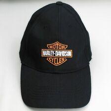 Harley-Davidson Baseball Cap, One Size, black