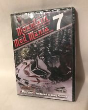 Mountain Mod Mania 7 DVD Extreme Back Country Snowmobiling Hmk Arctic Cat