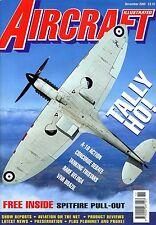 Aircraft Illustrated 2000 November Beluga,A-10,Spitfire,RAF Tristar,Brazil