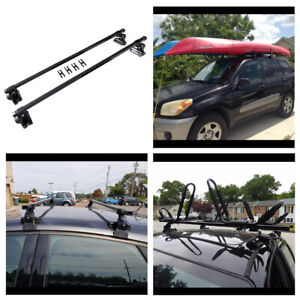 Complete Roof Rack System For Ford Mustang 1979-1993 Honda Accord 2D 4D 1990-200