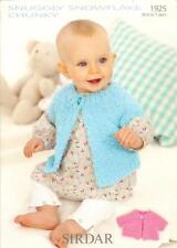 Baby Chunky Cardigans Patterns