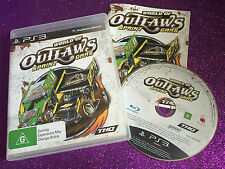 World of Outlaws Sprint Cars COMPLETE VGC PS3 Aussie Seller Fast Post!