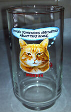 Morris the cat 9 Lives There's something irresistible about this glass