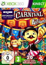 XBOX 360 Spiel * Carnival Games In Action ***NEU*NEW*55