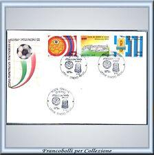 Mondiali Calcio Italia 90 Udine Stadio Friuli 21-6-1990