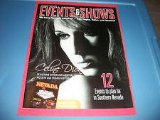 Celine Dion Events & Shows Nevada Magazine 2011
