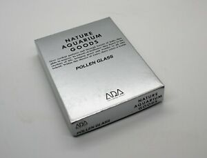 RARE Vintage ADA Pollen Glass Set Aqua Design Amano New in Box, Never Used!