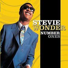Stevie Wonder Number Ones - Best Of / Greatest Hits - CD Neu & OVP - Nr. 1 Hits