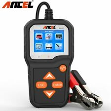 6/12V Car Battery Tester Cranking Charging System Battery Analyzer DiagnosisTool