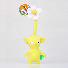 "New Game Character Yellow Pikmin Flower Plush Stuffed Animal Toy Figure 5"" US"