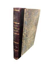 Libro Antico Battaglie nell'Ombra di Maria Savi-Lopez Prima Edizione 1887