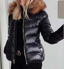 Zara Designer Style Daunenjacke Quersteppung Winter Jacke Gr. S