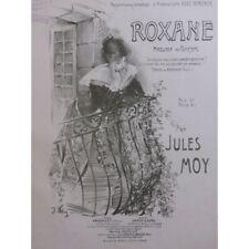 MOY Jules Roxane Piano 1898 partition sheet music score