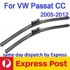 Windscreen Wiper blade  for Volkswagen VW Passat CC 2005 - 2012 Front pair
