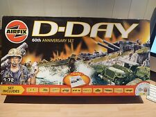 AIRFIX 1/72 D-DAY 60TH ANNIVERSARY DIORAMA MODEL KIT
