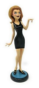 """ELECTRIC TIKI NEW!! BEWITCHED SAMANTHA STEVENS STATUE Maquette 9"""" STATUE Bust"""