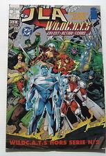 WILDCATS HORS SERIE . 2 . JLA / WildC.A.T.S. . SEMIC
