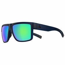Адидас мужские солнцезащитные очки 3 Matic матовая тайна синяя рамка A42700-6151-60-14-140