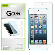 Apple New iPod Touch 5 6th Gen Tempered Glass Screen Protector Protective Guard