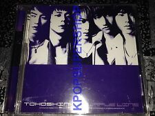 Dong Bang Shin Ki Single - Purple Line CD Version Great Cond Tohoshinki TVXQ OOP