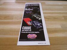 THE BEATLES - Petite publicité de magazine / Advert !!! Coque iphone
