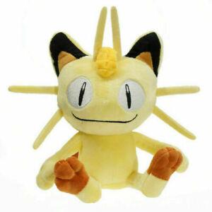 """10"""" Meowth Plush Stuffed Figure Doll Toy"""