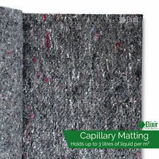 More details for capillary matting greenhouse watering fabric