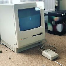 Macintosh 512k 128k Plus Analogue Board Recap Service (Vintage Apple Computer)
