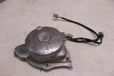 1981 Yamaha SR185 SR 185 YM283B. Engine stator alternator coils pickups cover