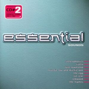 Essential Sounds 2 CD album